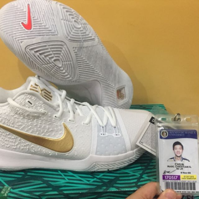 Kyrie 3 EP size 10