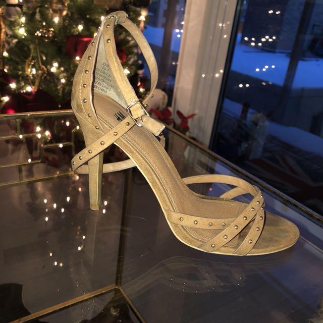 Lightly used heels - 7