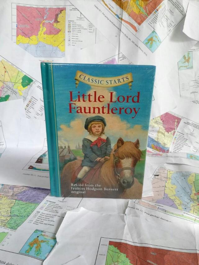 Little Lord Fauntleroy - Hodgson Brunett