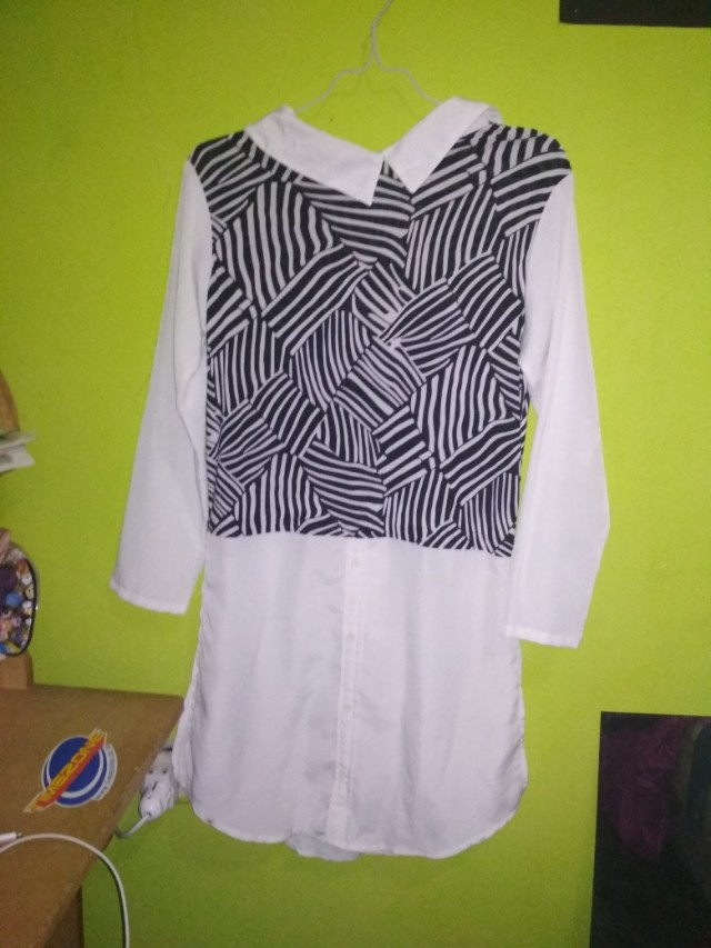 #FreeOngkir Long Blouse