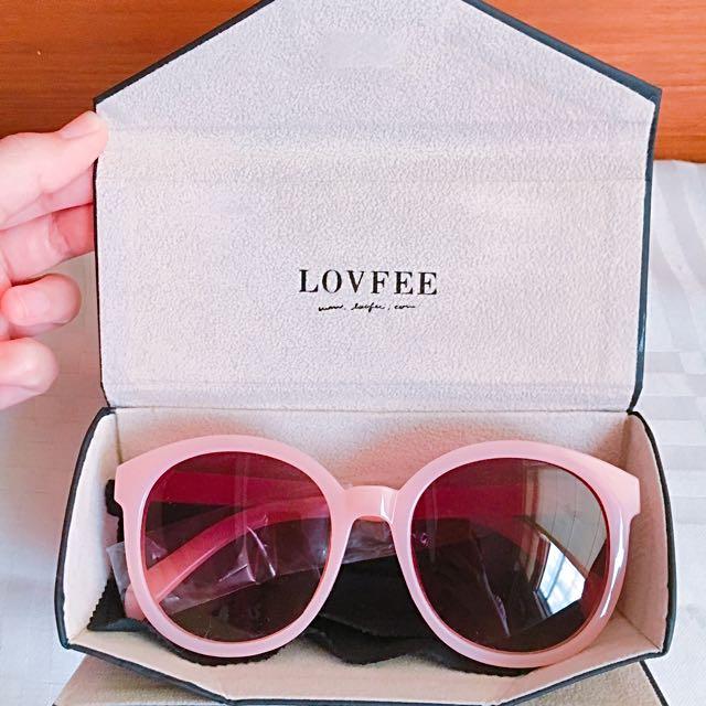 💞Lovfee甜美太陽眼鏡💞