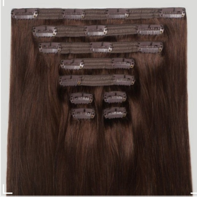 Luxy Hair Clip In Extension Health Beauty Hair Care On Carousell