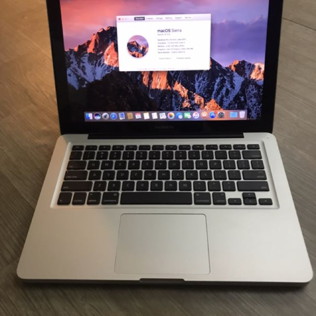MacBook Pro 13inch,I5,4gb,500gb n late2011