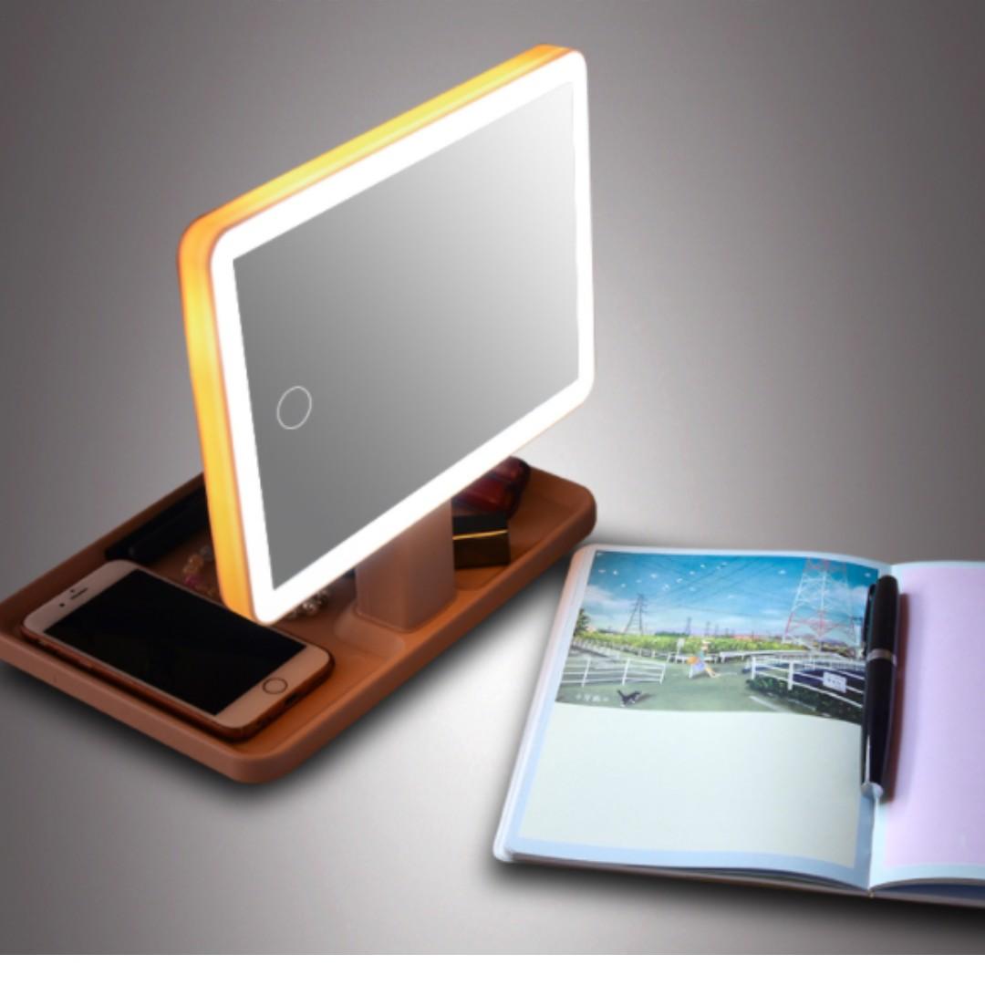 Makeup Mirror Table Lamp