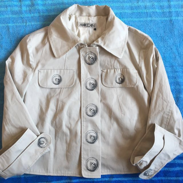 Marc Cain cropped jacket size 34