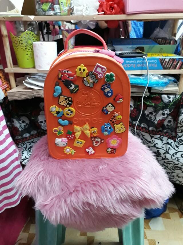 mini crocs bag