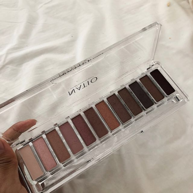 Natio 'Bloom' Eyeshadow Palette