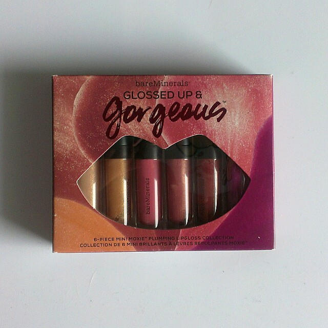 NIB BareMinerals Glossed Up & Gorgeous