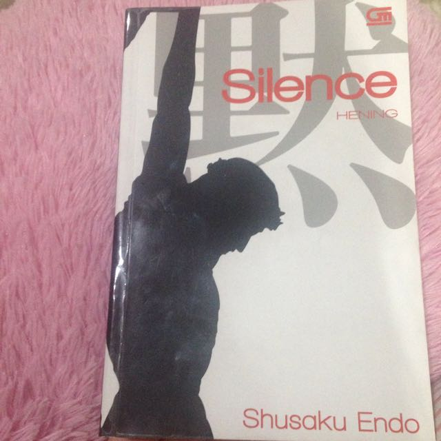 Novel silence