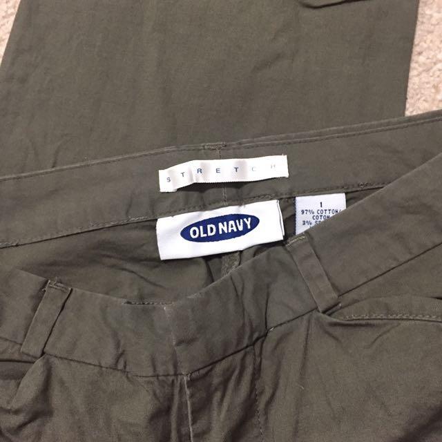 Old Navy 長褲