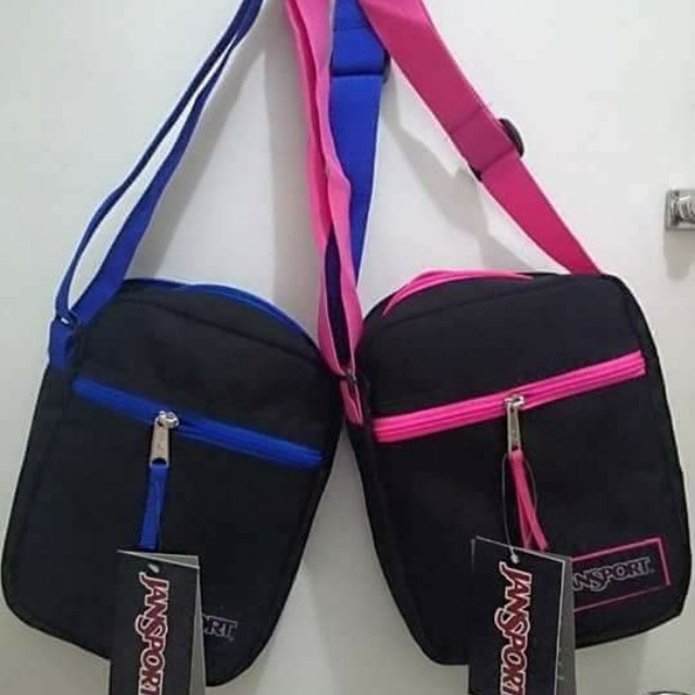 Original Jansport Sling Bags Men S Fashion Wallets On Carou