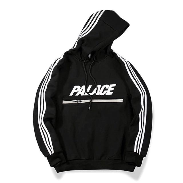 Carousell On X Adidas Outerwear Fashion Hoodie Men's Palace Clothes Z80wqq