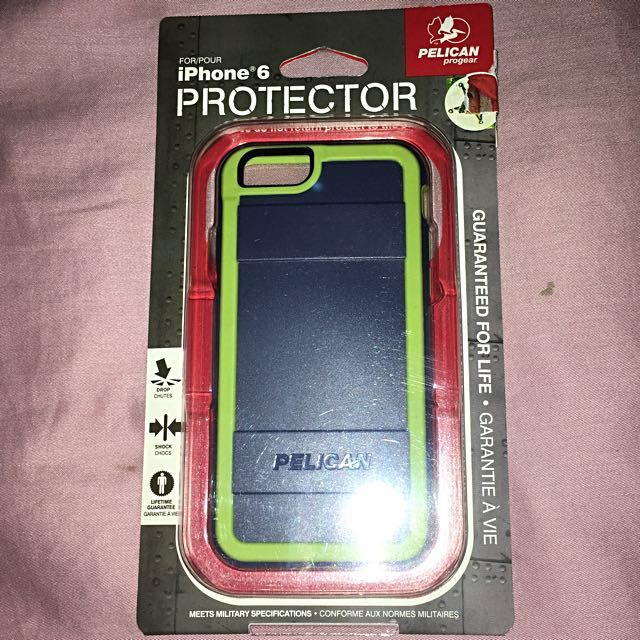 Pelican ProGear IPhone 6 Protector Case