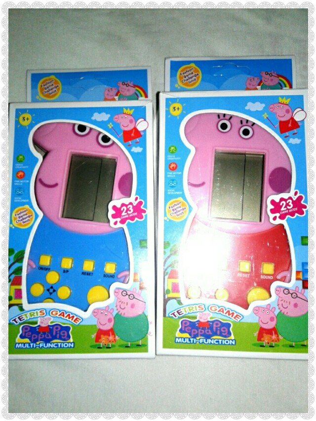 Peppa Pig Brick Game Toys Games Toys On Carousell