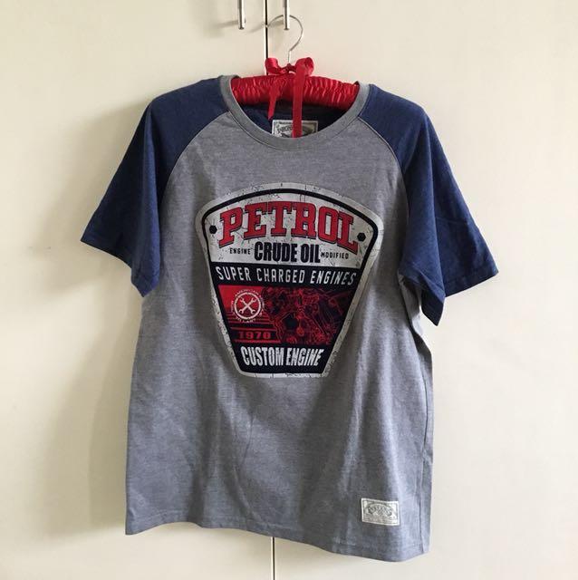 Petrol gray t-shirt