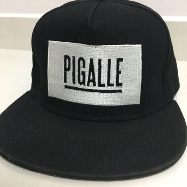 Pigalle Snapback 14e3bb60313