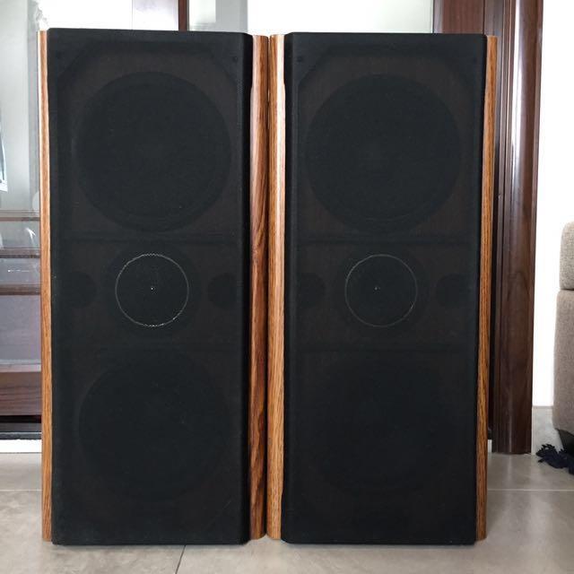 Pioneer S-T100 Speakers 日本先鋒S-T100 喇叭,懷舊