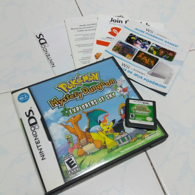 pokemon mystery dungeon explorers of time rom