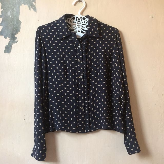 Polda Dots Buttondown