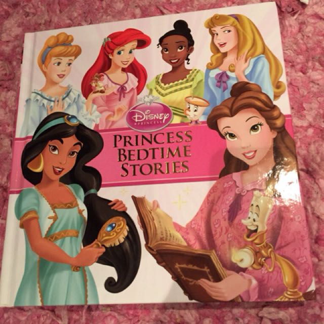Princesses book