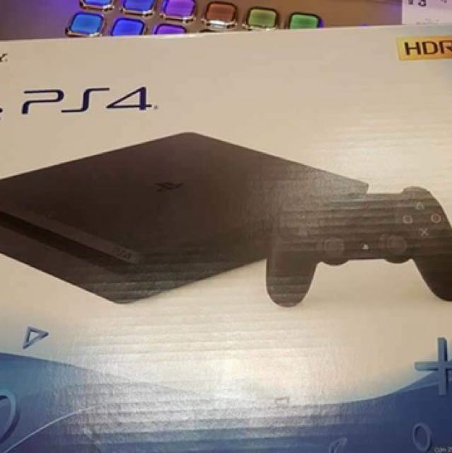 PS4 SLIM BRAND NEW