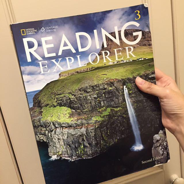 Reading explorers