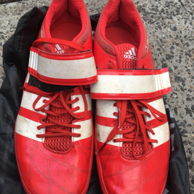 Reduce to sell, Adidas Adizero throwing shoes discus shotput hammer size 11