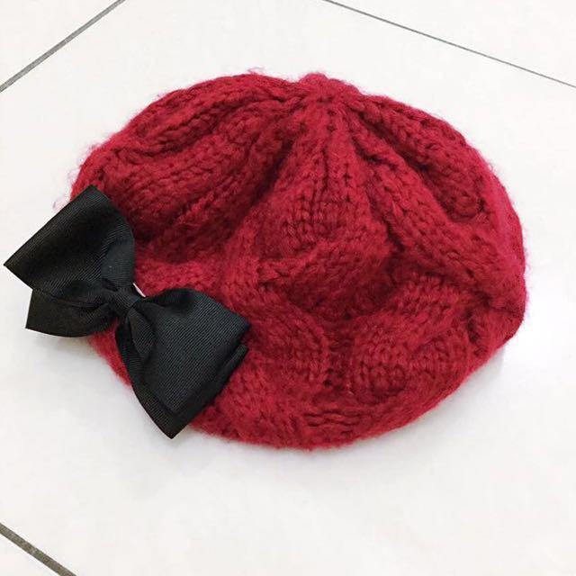 REPRICE! Japan Red Beanie