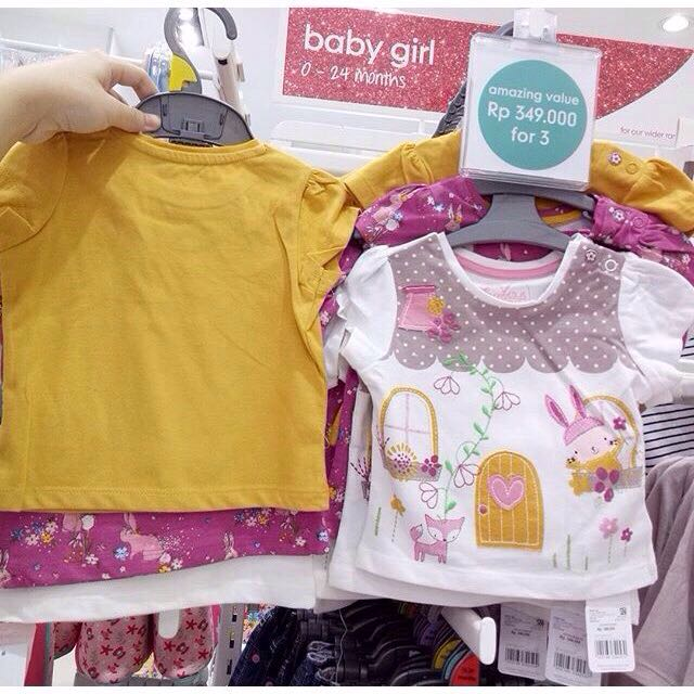 SALE! New Mothercare 3in1 Tee New Arrival