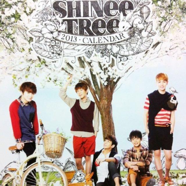 SHINee Season Greeting 2013 & 2014