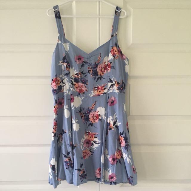 Size 12 | Floral Dress