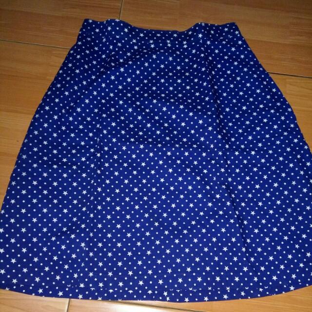Skirt bintang
