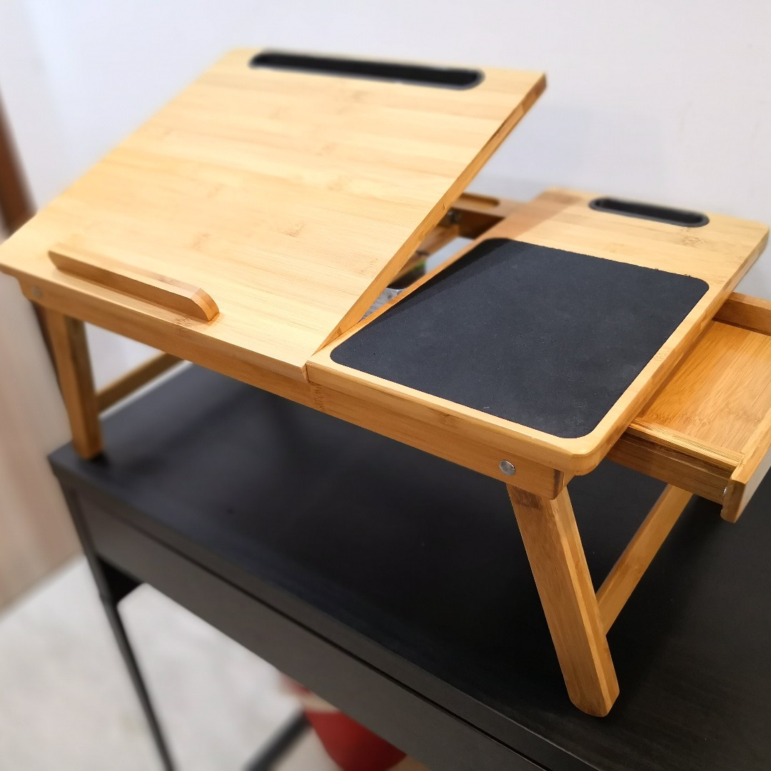 sofia + sam multi tasking laptop bed tray | $fixed s$40, home