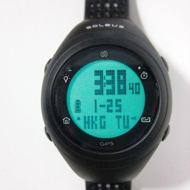 Soleus Watch