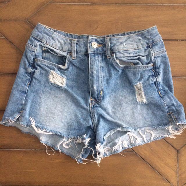 Sz 6 H&M shorts