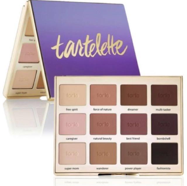 Tartelette eyeshadow palette