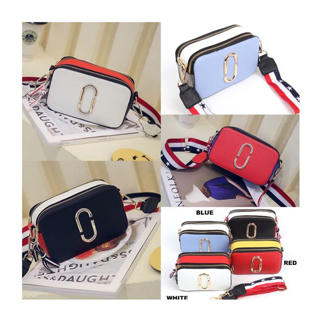 Tas Marc Jacob Snapshot Murah / Tas MJ Snapshot High Quality