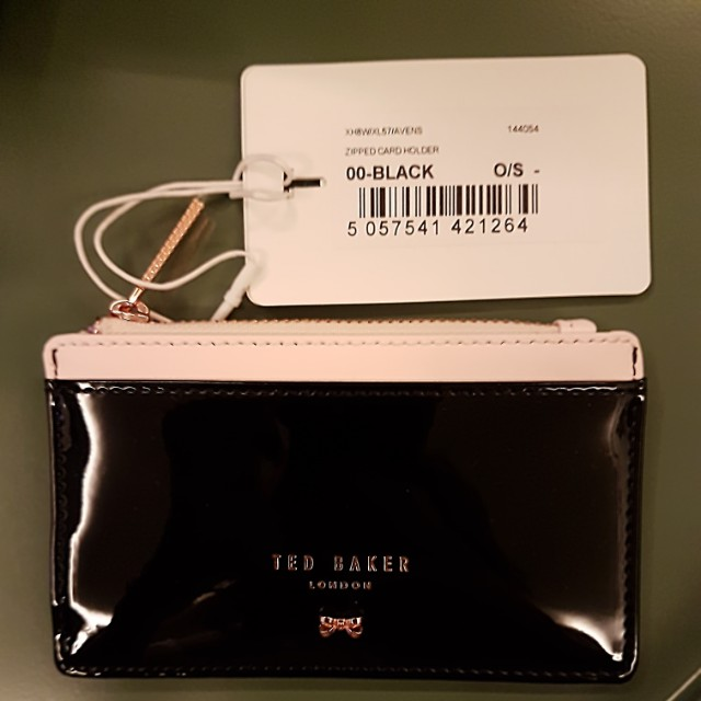 1ba65c1a93f4d Ted Baker Brand New Alicia Zipped Card Holder