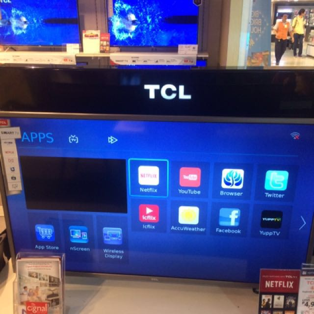 TLC Smart TV 43in led43p21us