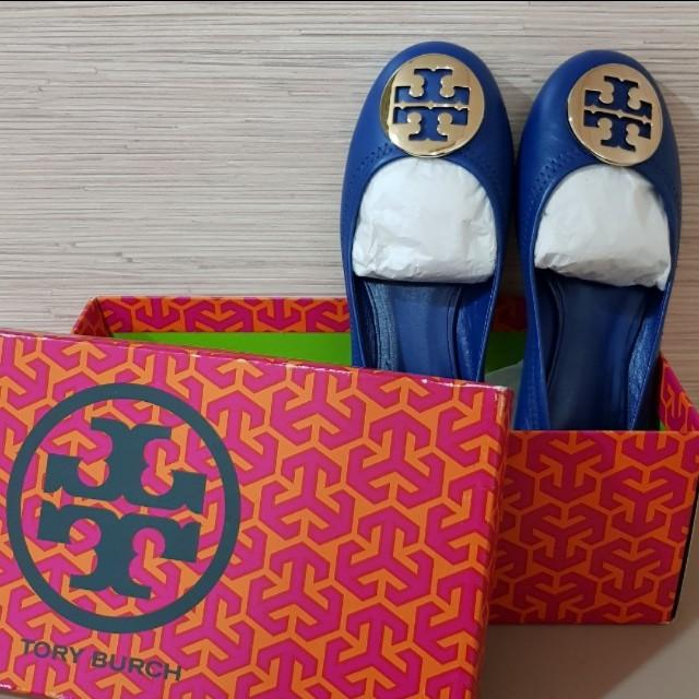 全新正品Tory Burch 平底鞋 娃娃鞋