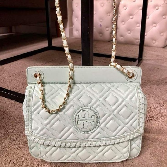 7b1a51bf27c ... shop tory burch marion quilted small shoulder bag womens fashion bags  wallets on carousell 97bb1 00d22
