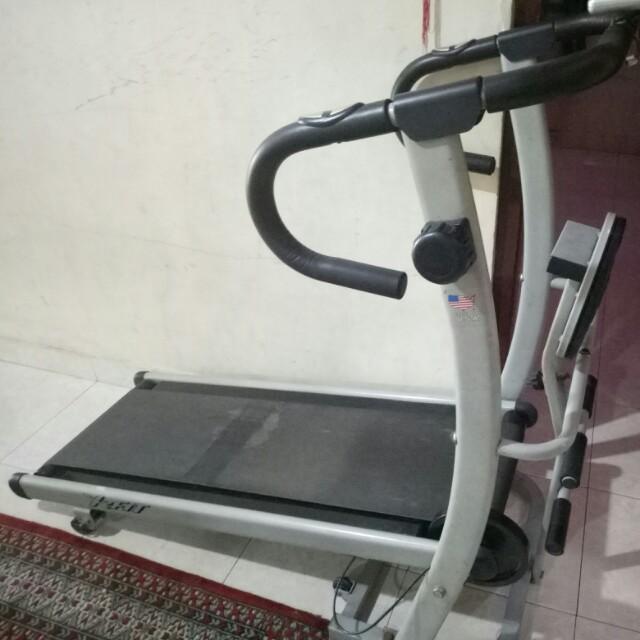 Treadmill X2FIT 3 fungsi