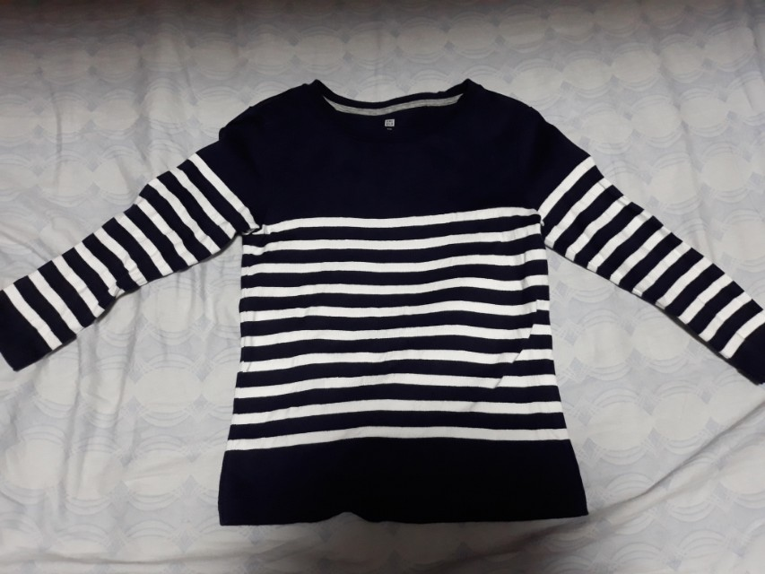 Uniqlo long sleeves for boys