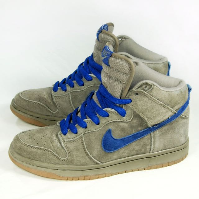 new arrivals 2e032 c3d0c US8 NIKE DUNK HIGH PRO SB, Men s Fashion, Men s Footwear on Carousell
