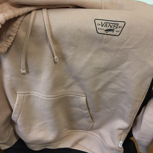 Vans Rose pink hoodie