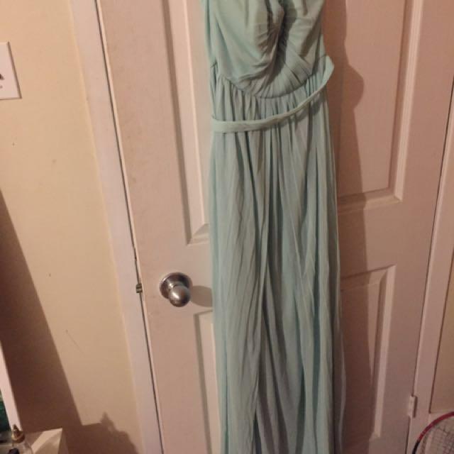 Versa convertible dress mint