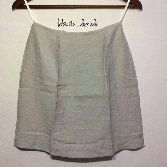 Mini Skirt Grey