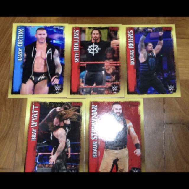 Slam Attax 10th Edition WWE-Exclusive Set de cartes 3