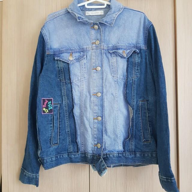 Zara overrun jacket