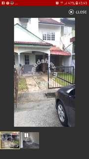 Rumah teres utk dijual